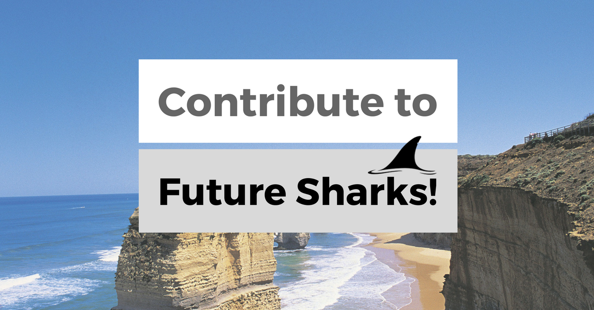 Future Sharks contributor application